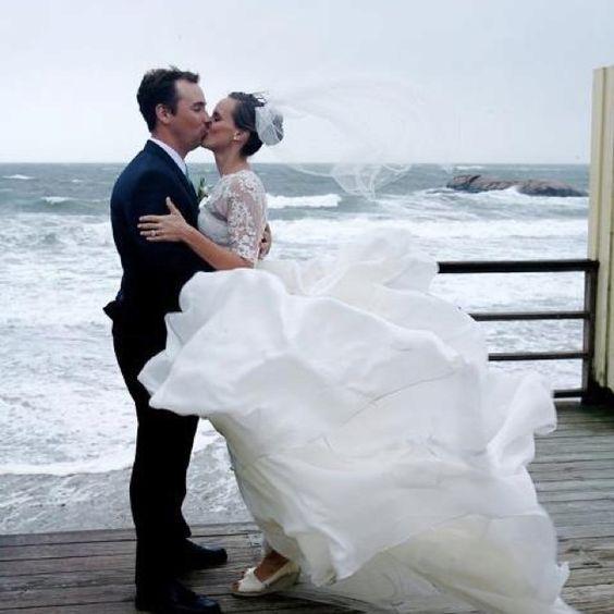 Wedding wind....