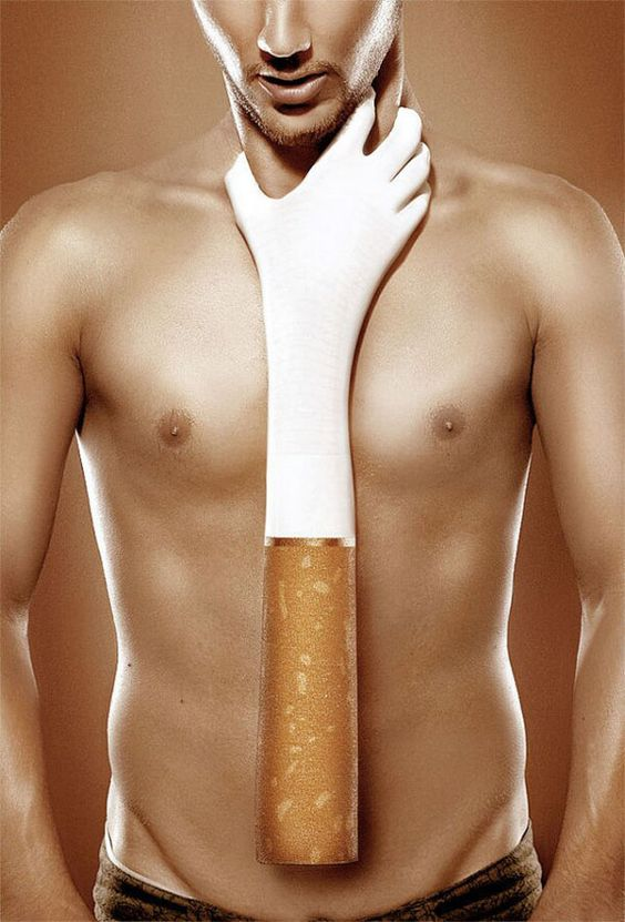 22 Explicit Posters to Quit Smoking Now: