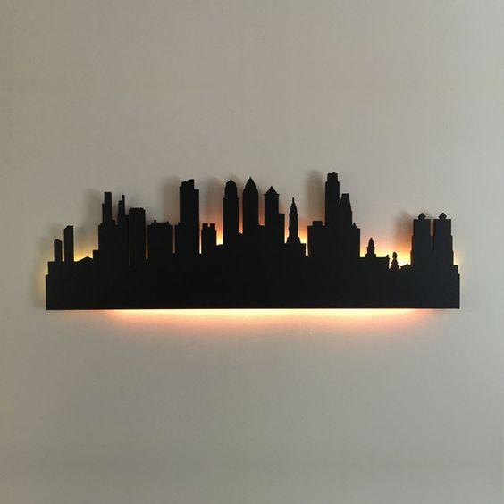 Led Light Kits Philadelphia And Wall Signs On Pinterest