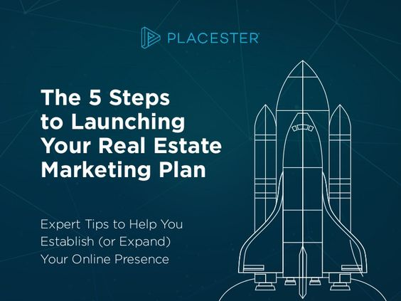 The 5 Steps to Launching Your Real Estate Marketing Plan by Seth - real estate marketing plan