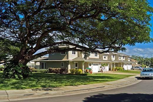 Jb Pearl Harbor Hickam Radford Terrace Hunt Military Communities E1 E6 Navy Housing Navy Housing Hawaii Military Family Housing