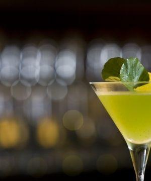 Watercrass Martini