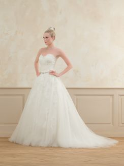 robe de marie koralle point mariage - Point Mariage Troyes