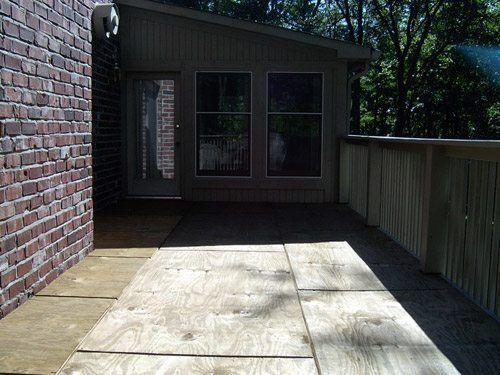 Wood Deck Sealer And Repair With Images Deck Repair Building A Deck Diy Deck