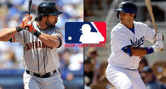 San Francisco Giants Vs Los Angeles Dodgers Dodgers Dodgers Vs Giants Mlb Giants