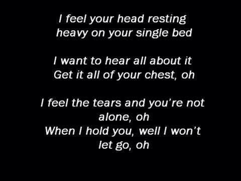 These lyrics are so sweet and caring... I just adore them. George Ezra is amazing :)