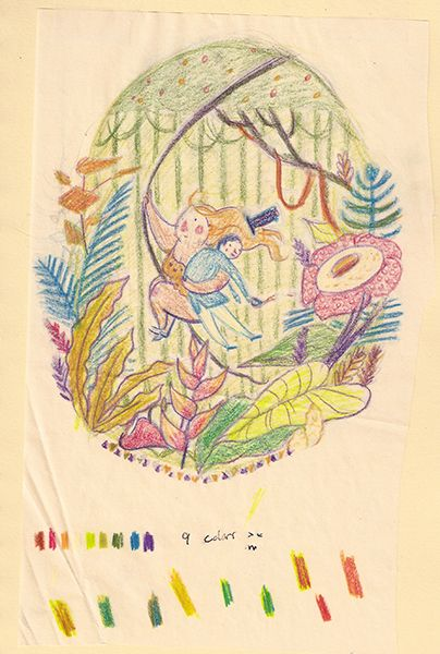 Sketches - Yudi Chen