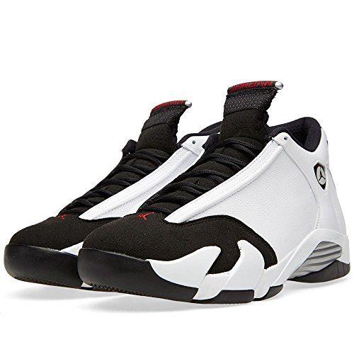 Nice Air Jordan 14 Retro White/Varsity