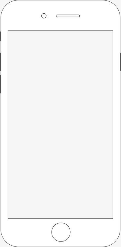 Iphonewhite Phone Instagram Frame Template Instagram Frame Frame Template