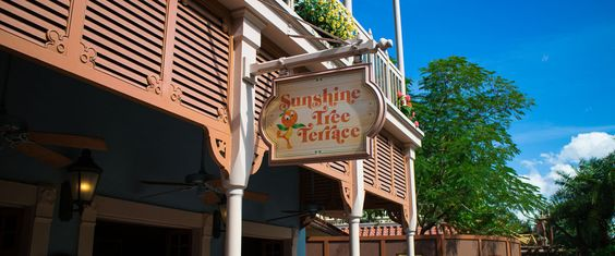 The place to get a Citrus Swirl in Magic Kingdom.