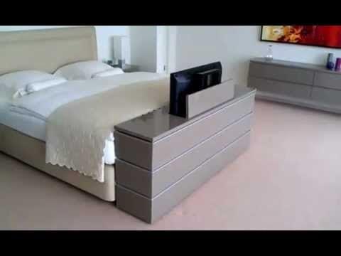 Meuble Tv Encastrable Meuble Tv Encastrable Meuble Tv Chambre Deco Chambre Mansardee Mobilier Lit