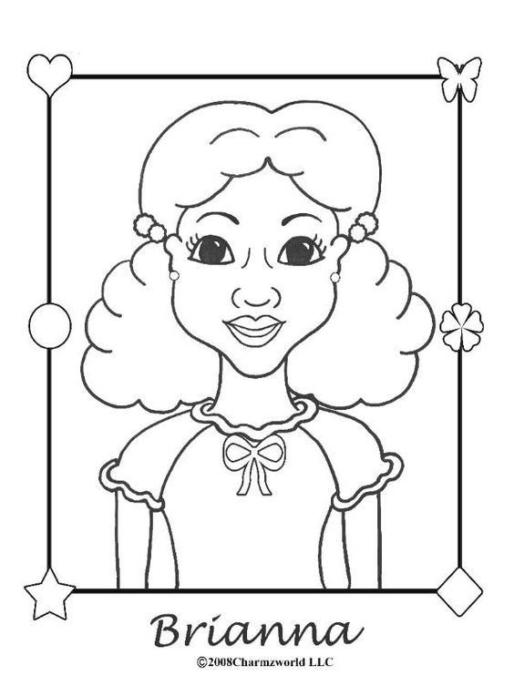 Coloring Colors and Coloring pages on Pinterest