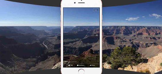 Come scattare foto panoramiche a 360 gradi su smartphone Android