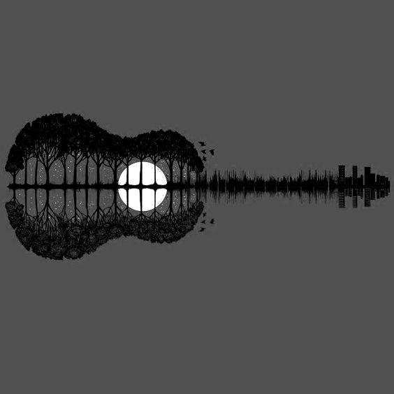 Wallpaper Hd Nature Guitar: Pinterest • O Catálogo Mundial De Ideias