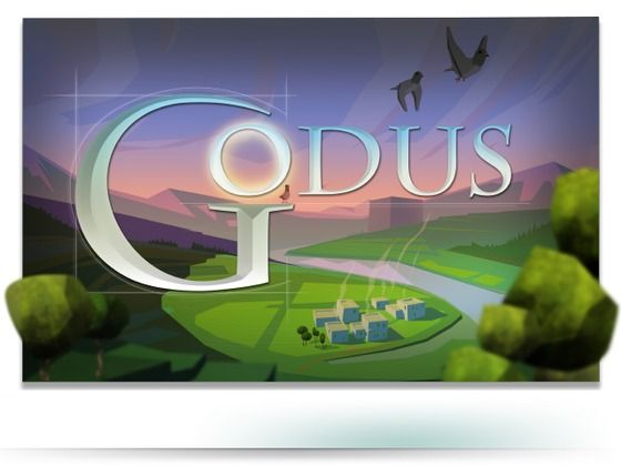 Project GODUS by 22cans, via Kickstarter.