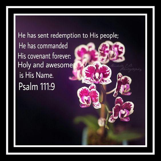Psalm 111-9