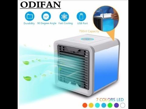 2018 Usb Air Cooling Cooler Air Fan Personal Space Cooler Portable
