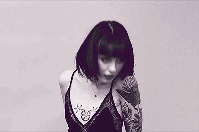 Hannah's tattoos