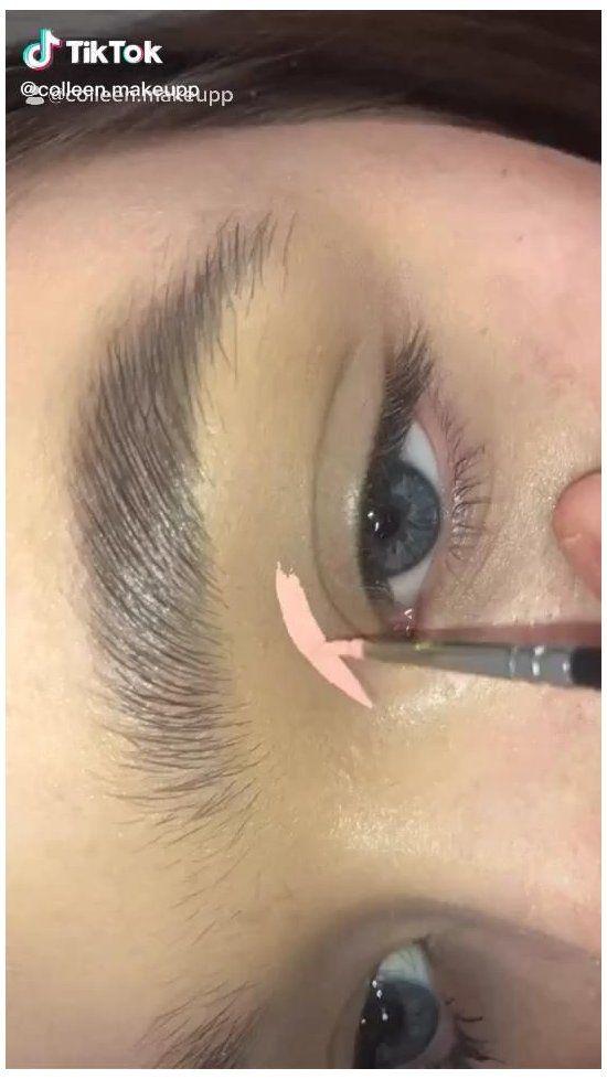 Makeup Tutorial Makeup Eyes Brown Videos Makeup Video Viral Tutorial Tiktok Makeup Makeup Tutorial Face Makeup Tutorial Video