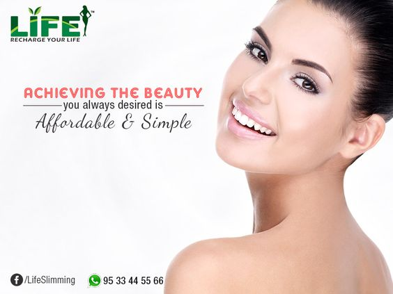 Experience the #beautiful transformation with procedures that are #safe and highly #effective.