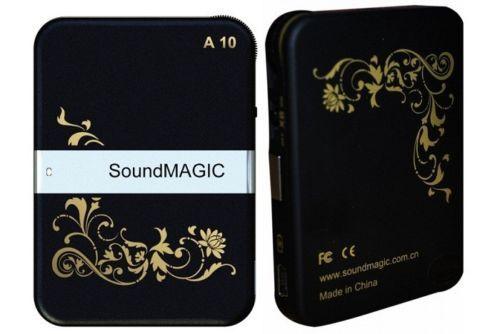 SoundMAGIC A10 Portable Hi-Fi Headphone Amplifier AMP 100% GENUINE & Brand new