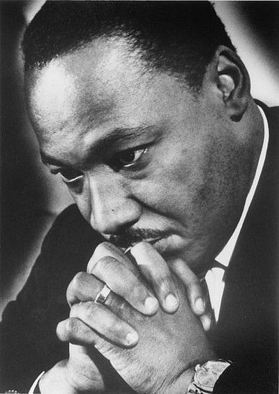 MARTIN LUTHER KING.....