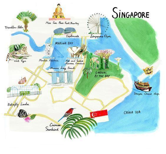 Que Ver En Singapur En 2 O 3 Dias 25 Experiencias De Viaje A