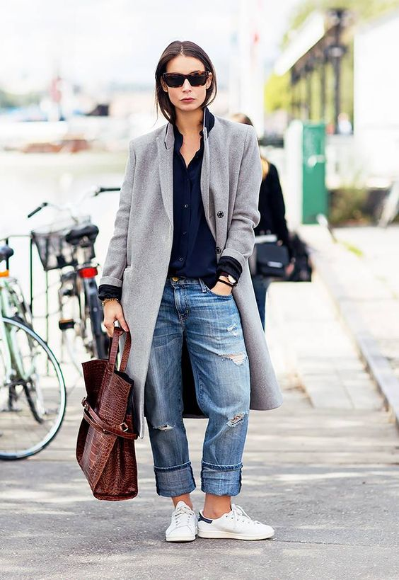 Your Guide to Dressing Normcore This Fall | Who What Wear