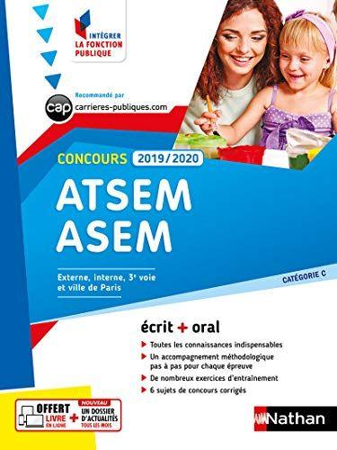 Concours Atsem Asem Categorie C Integrer La Fonction Publique 2019 2020 Pdf Gratuit Telecharge Concours Atsem Atsem Fonction Publique