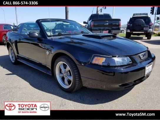 Convertible 2004 Ford Mustang Gt With 2 Door In Santa Maria Ca 93454 Ford Mustang Gt 2004 Ford Mustang Mustang