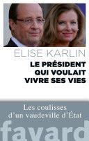 « Les affaires privées se règlent en priv頻, affirmait-il. François Hollande l'avait promis, il serait un président « exemplaire ». Il est devenu le héros d'un vaudeville dont s'est gaussée la France entière. Une affaire de cœur, de casque intégral et de dérobades à scooter. Était-ce écrit ? Était-il inscrit quelque part, loin des ...