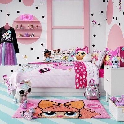L O L Surprise Surprise Diva Cuddle Pillow Kids Bedroom Designs Girl Bedroom Designs Kid Room Decor