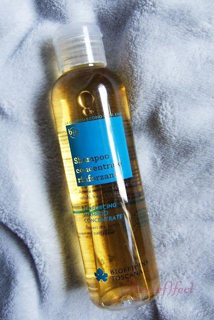 Hair-Care Routine (#maschera, #shampoo e #balsamo #Biofficina Toscana)