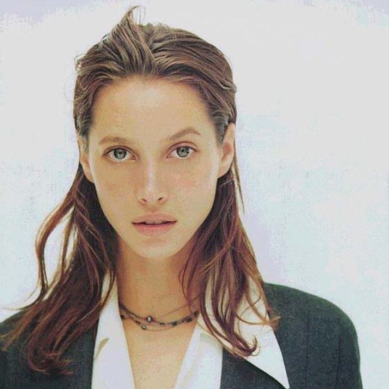 Christy Turlington by David Sims, 1993. Photographs available for sale at #91WaltonStreet #alexeagle #alexeaglewaltonstreet #davidsims