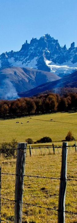 Cerro #Castillo, Coyhaique, #Chile                                                                                                                                                     Mehr