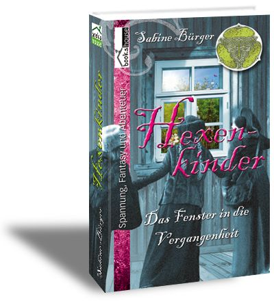 """Hexenkinder""  von Sabine Bürger  ab Januar 2013!  www.bookshouse.de/buecher/Hexenkinder/"