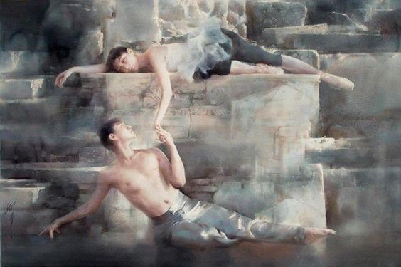 AdMe.ru представляет лучшие работы международного конкурса художников-акварелистов