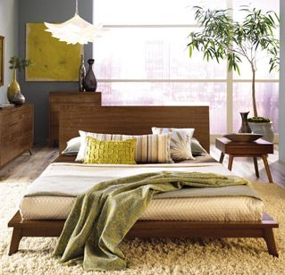 Catalina Bed by Copeland Furniture