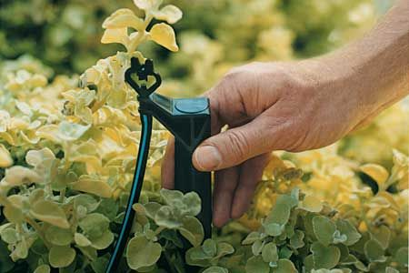 Drip Irrigation - saves $ with eco friendly watering this year.