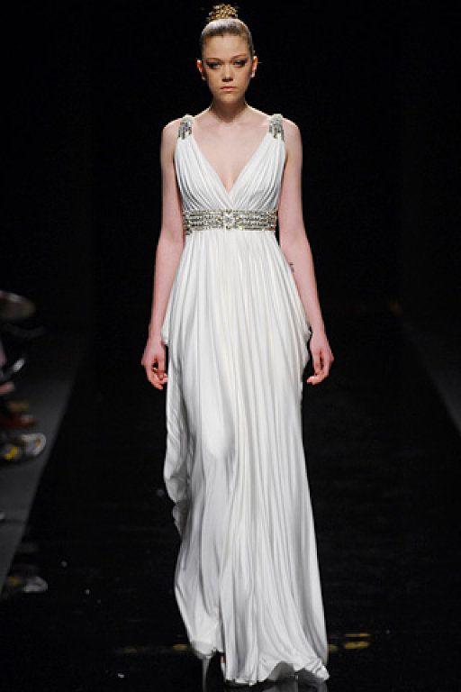 inspiracion para vestidos griegos Amina