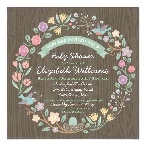 Baby Shower E Invite for amazing invitations template