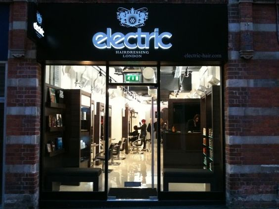 Ruby Weddings Blog: Supplier Spotlight - Fabulous new Oxford salon Electric Hair