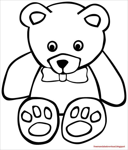 Bears Coloring Pages Free Pdf Download Teddy Bear Coloring Pages Bear Coloring Pages Polar Bear Coloring Page