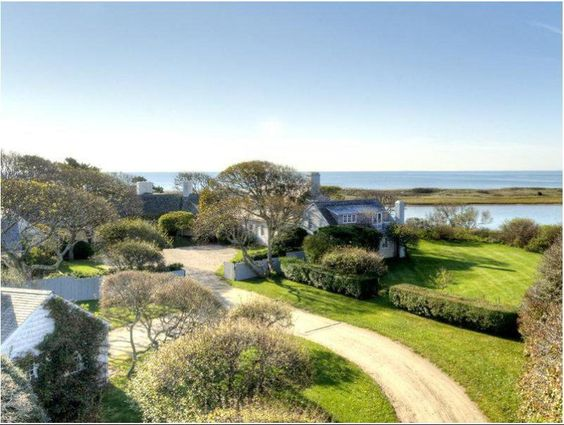 Bunny Mellon's Cape Cod Estate