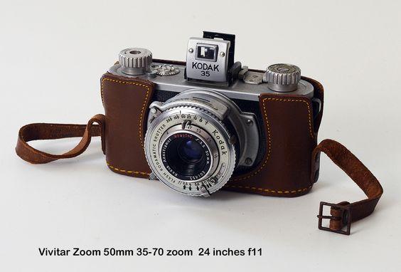 Vivitar Zoom 50mm 35-70 zoom  24 inches f11