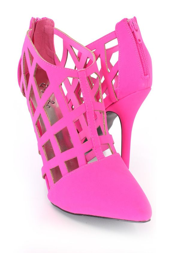 Bootie heels 4 inch heels and Bootie on Pinterest