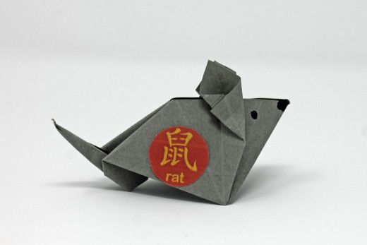 Origami is the Japanese art of paper folding. The diagram below ... | 347x520