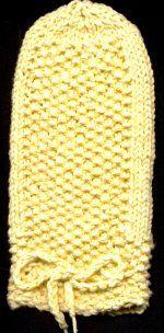 Bath Mitt Knitting Ideas Pinterest Free pattern ...