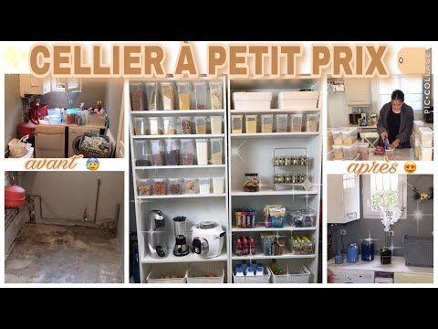 Je Refais Mon Cellier Buanderie A Petit Prix Avec Des Enseignes Peu Cheres Youtube Cellier Buanderie Cellier Amenager Cellier
