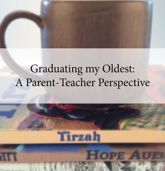 A parent's perspective on graduating her oldest after using Tapestry of Grace